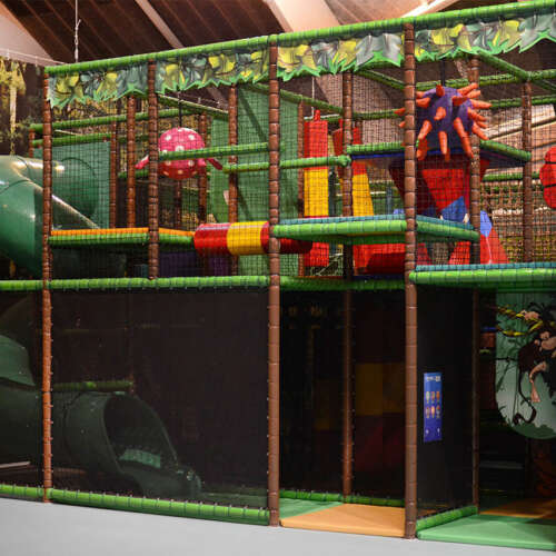 Center parcs de Haan indoor playground